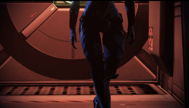 Mass Effect 3: The Admiral by TheWonderingSword