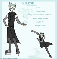 Xelege New and Improved by Miniyuna