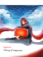 Ayano's Theory Of Happiness by Shadowmoonfire