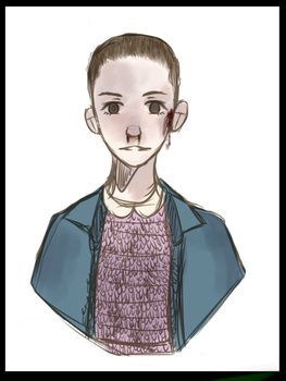 Eleven (STRANGER THINGS OML) by Lonnii