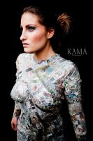 Papier-mache by Kama-Photography