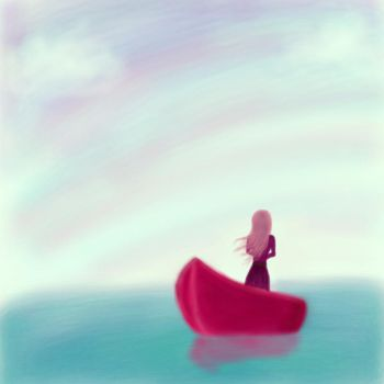 Lost At Sea by RuthPiinK