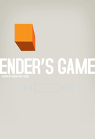 Ender's Game Poster Concept by cadams-des