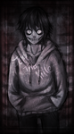 .:Jeff The Killer - Another style:. by PuRe-LOVE-G-S