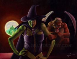 Wickedly Wicked by billytackett