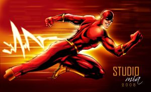 The Flash by studiomia