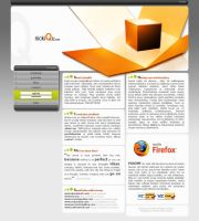 homepage by riqu