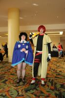Omni Expo 2014: Outlaw Star by pgw-Chaos