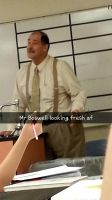 Mr. Boswell by ICreateWolf13