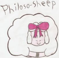 Philoso-Sheep! by River-Birch