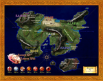 The Map of Lodoss by laskel