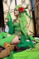 Rydia of the Mist Cosplay 8 by SusanEscalante