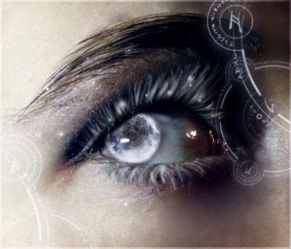 Mystic Make-Up No.8: Insomnia by Akissi