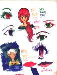 Copic Practice by foreverXoXme
