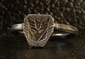 Decepticon Ring by SoundwarpSG-1