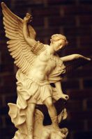 Archangel Michael by AnthonyPresley