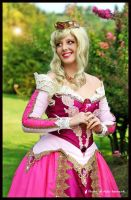 Princess Aurora by LadyAmber