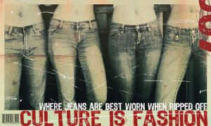 Culture Is Fashion by teelafpiya