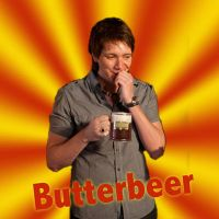 The face of Butterbeer by Remus-Chocolade