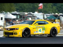 Chevy Camaro Racing by CaponeDesign