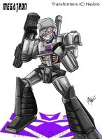 Conwork-Megatron by MikeOrion