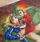 Jak's gettin M-O-LESTED- YAOI by Demyrie