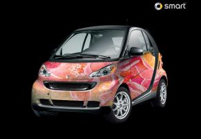 Smartcar Spring by Ironchick