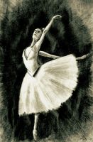 Ballerina by StandsWithAPencil