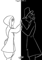 [RD] Mages: Black And White by Keiggy