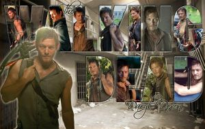 Daryl Dixon by Coley-sXe