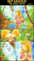 HeyArnold TJM:You Remind Me... by genaminna