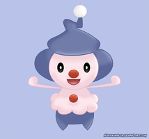 Day 44: Mime Jr