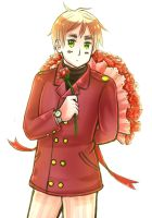 Hetalia: Cold outside but warm inside. by NessieMcCormick