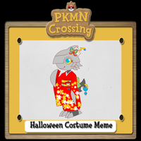 PKMNC: Halloween Meme by Domisonic
