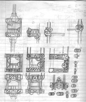 ProjESTATE-Thunder Beam Elevator Sketches by sonicbommer