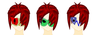 Somma Olly's Masks :P by animalla