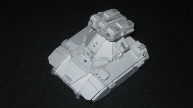 HT 33 R  Heavyweight Tank from EARTH 2140 by capricorv