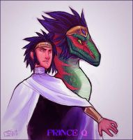 Prince Q by Merystic