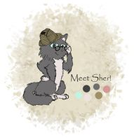 Meet Sher by Kitsumeo
