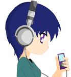 Lilu's Musical Ipod by AnimeGirl2991