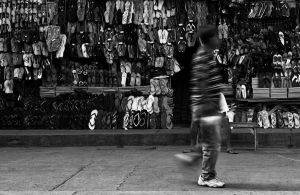 Slippers by cezargalang