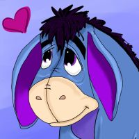 Eeyore Loves You... by CubbiLovesYou22