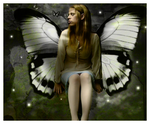 Butterfly Fairy 04 by justbob