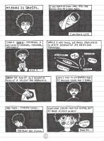 Short Autobiography Comic pg 1 by Dandric101