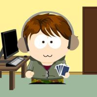 Me in South Park by VaultBoysTriumph