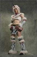 Kirin Hunter cosplay fcbd by Grethe--B