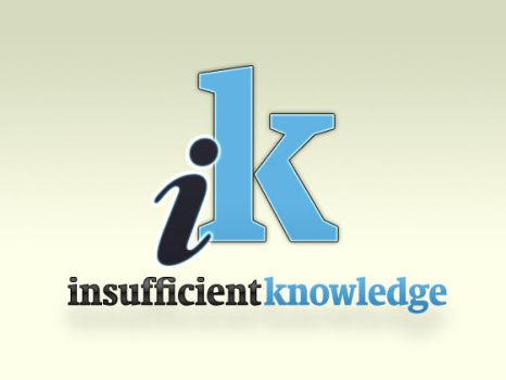 insufficient knowledge by nxproductions