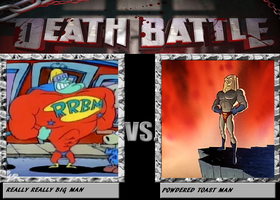 Death Battle Idea 95 by WeirdKev-27