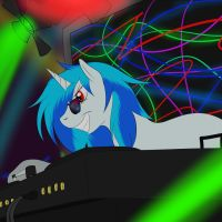 Drop the Bass! by InkyBeaker