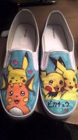My PokeShoes by LizzyChan619